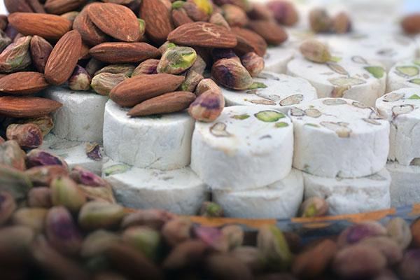 قیمت گز فله اصفهان