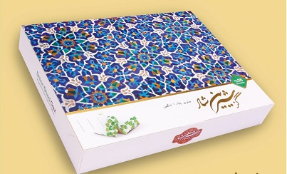 گز پسته ای اصفهان